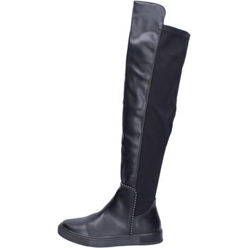Obuća Žene  Čizme Francescomilano Čizme BK403 Crno