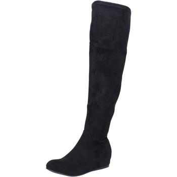 Obuća Žene  Čizme Francescomilano Čizme BK404 Crno
