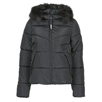 Odjeća Žene  Pernate jakne Only ONLMONICA Crna
