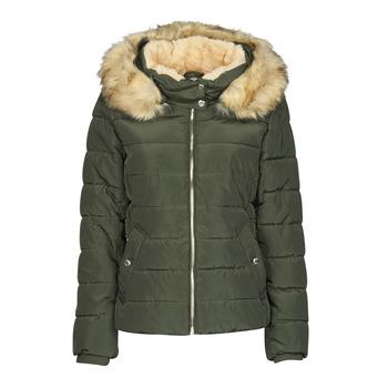 Odjeća Žene  Pernate jakne Only ONLCAMILLA Kaki