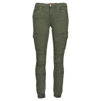Odjeća Žene  Cargo hlače Only ONLMISSOURI Kaki