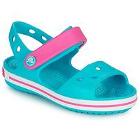 Obuća Djevojčica Sandale i polusandale Crocs CROCBAND SANDAL Plava