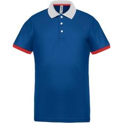 Odjeća Muškarci  Polo majice kratkih rukava Proact Polo piqué  Performance gris chiné