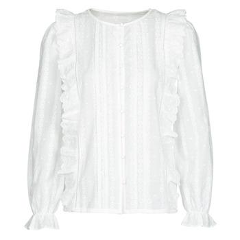 Odjeća Žene  Topovi i bluze Betty London NIAMAIM Bijela