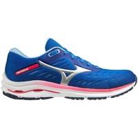 Obuća Žene  Running/Trail Mizuno Wave Rider 24 Blue