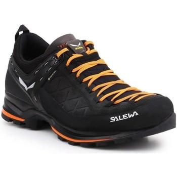 Obuća Muškarci  Pješaćenje i planinarenje Salewa MS Mtn Trainer 2 Gtx Crna