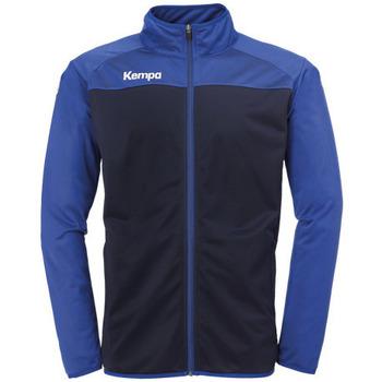 Odjeća Dječak  Gornji dijelovi trenirke Kempa Veste  Prime Poly bleu marine/bleu royal