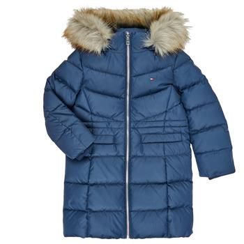 Odjeća Djevojčica Pernate jakne Tommy Hilfiger KG0KG05397-C87-C Blue