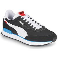 Obuća Muškarci  Niske tenisice Puma FUTURE RIDER PLAY ON Crna / Bijela