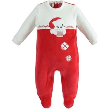 Odjeća Djeca Kombinezoni i tregerice Ido 41173 Rosso/panna