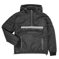 Odjeća Dječak  Kratke jakne Deeluxe  Crna