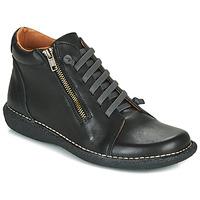 Obuća Žene  Derby cipele Casual Attitude NELIO Crna