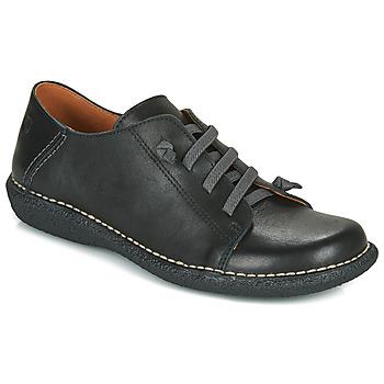 Obuća Žene  Derby cipele Casual Attitude NIPITE Crna
