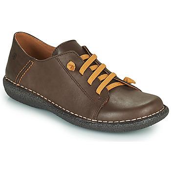 Obuća Žene  Derby cipele Casual Attitude NIPITE Smeđa
