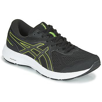 Obuća Muškarci  Running/Trail Asics CONTEND 7 Crna / Žuta