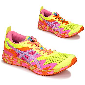 Obuća Žene  Running/Trail Asics NOOSA TRI 12 Žuta / Multicolour