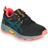 Obuća Žene  Running/Trail Asics VENTURE 8 Crna / Blue