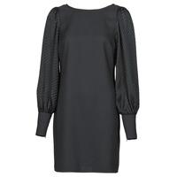Odjeća Žene  Kratke haljine Naf Naf  Crna