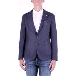 Odjeća Muškarci  Jakne i sakoi Manuel Ritz 2932G2728TW-203507 Blu