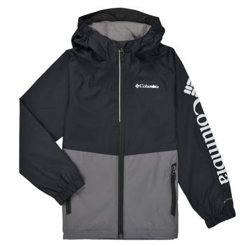 Odjeća Dječak  Kratke jakne Columbia DALBY SPRINGS JACKET Crna / Siva