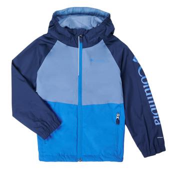 Odjeća Dječak  Kratke jakne Columbia DALBY SPRINGS JACKET Blue