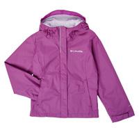 Odjeća Djevojčica Kratke jakne Columbia ARCADIA JACKET Ljubičasta