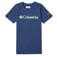 Odjeća Djevojčica Majice kratkih rukava Columbia SWEET PINES GRAPHIC Blue