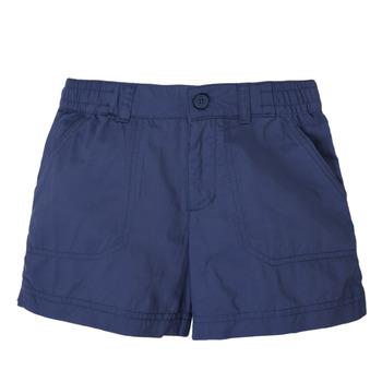 Odjeća Djevojčica Bermude i kratke hlače Columbia SILVER RIDGE SHORT Blue