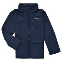 Odjeća Dječak  Parke Columbia VEDDER PARK JACKET Blue