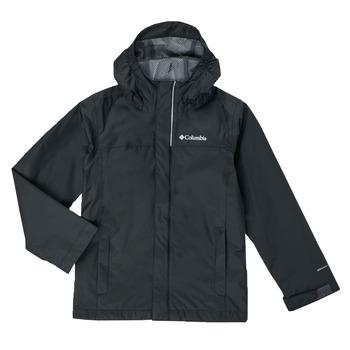 Odjeća Dječak  Kratke jakne Columbia WATERTIGHT JACKET Crna