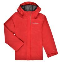 Odjeća Dječak  Kratke jakne Columbia WATERTIGHT JACKET Red