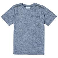 Odjeća Dječak  Majice kratkih rukava Columbia TECH TREK Blue