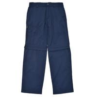 Odjeća Dječak  Hlače s pet džepova Columbia SILVER RIDGE IV CONVERTIBLE PANT Blue