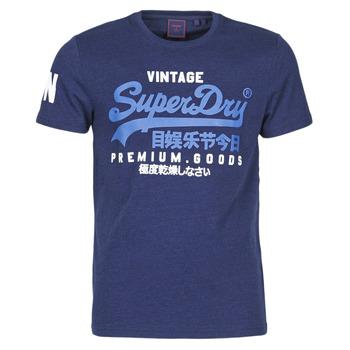Odjeća Muškarci  Majice kratkih rukava Superdry VL NS TEE Blue