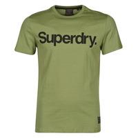Odjeća Muškarci  Majice kratkih rukava Superdry MILITARY GRAPHIC TEE 185 Kaki