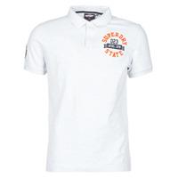 Odjeća Muškarci  Majice kratkih rukava Superdry CLASSIC SUPERSTATE S/S POLO Siva