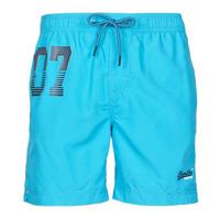 Odjeća Muškarci  Kupaći kostimi / Kupaće gaće Superdry WATERPOLO SWIM SHORT Blue