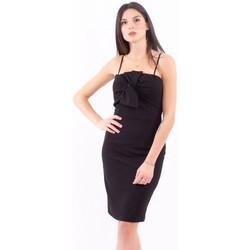 Odjeća Žene  Kratke haljine Sandro Ferrone CRISPO Bezbojna