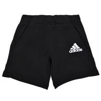 Odjeća Dječak  Bermude i kratke hlače adidas Performance B BOS SHORT Crna