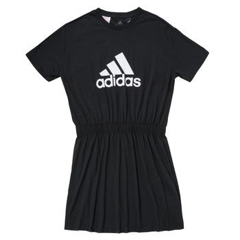 Odjeća Djevojčica Kratke haljine adidas Performance G DANCE DRESS Crna