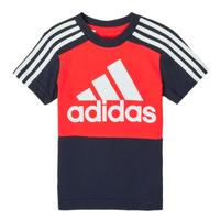 Odjeća Dječak  Majice kratkih rukava adidas Performance B CB T Red
