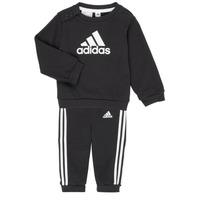 Odjeća Djeca Dječji kompleti adidas Performance BOS JOG FT Crna