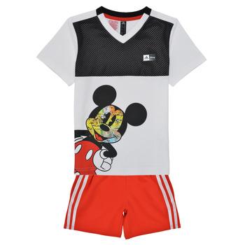Odjeća Dječak  Dječji kompleti adidas Performance LB DY MM SUM Multicolour
