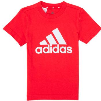 Odjeća Dječak  Majice kratkih rukava adidas Performance B BL T Red