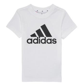 Odjeća Dječak  Majice kratkih rukava adidas Performance B BL T Bijela