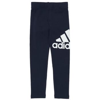 Odjeća Djevojčica Tajice adidas Performance G BL LEG Blue