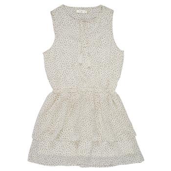 Odjeća Djevojčica Kratke haljine Deeluxe JESTA Bijela