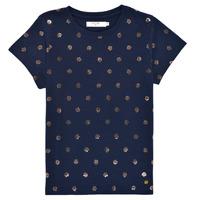 Odjeća Djevojčica Majice kratkih rukava Deeluxe MAYA Blue