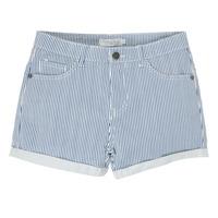 Odjeća Djevojčica Bermude i kratke hlače Deeluxe BILLIE Bijela / Blue