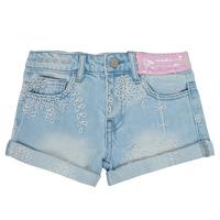 Odjeća Djevojčica Bermude i kratke hlače Desigual 21SGDD05-5010 Blue